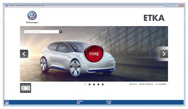 パソコン(VW・AUDIテスター機能付)レンタル